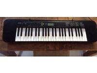 Casio CTK/240 Electronic Keyboard (As New)