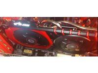 MSI NVDIA GEFORCE GTX970 GRAPHICS CARD - WORKS PERFECTLY