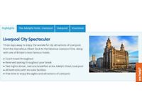 Liverpool City Special 3 Days