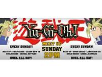 Yugioh Meet-up and Masters Of Expertise Tournament