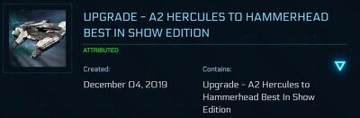 Star Citizen - A2 HERCULES TO HAMMERHEAD