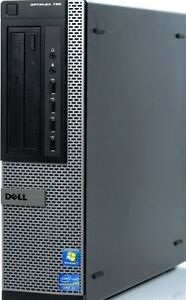 Dell Optiplex 790 Tower PC Duo Core i3-2120 3.3GHz 4GB Ram 500GB