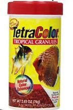 Fish Food Tetra colour bits Cabramatta West Fairfield Area Preview