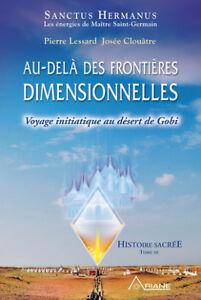 AU-DELÀ DES FRONTIÈRES DIMENSIONNELLES PIERRE LESSARD