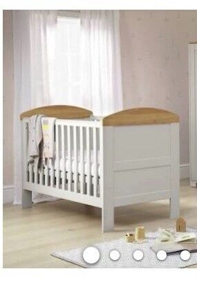 ***SOLD****Mamas and Papas Cot Bed 'Harrow'