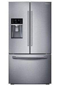 """New Samsung 36"""" Stainless French Door w/Ice& Water was $3,099.99"""