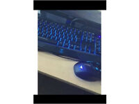 Gaming mouse and keyboard !!