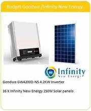 4KW Solar Power System Fully Installed Wellard Kwinana Area Preview