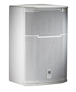 "JBL PRX415M-WH 15"" Two-Way Stage Monitor and Loudspeaker System"