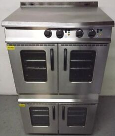 Moorwood Vulcan Double Gas Oven Hire/Buy over 4 Months using Easy Payments