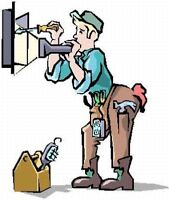 Looking for Professional handyman elec/trician only paid cash