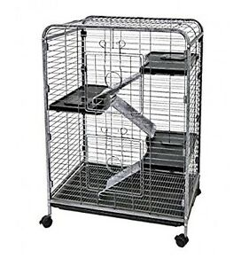 Cage pour furet et petit animal - Cage for ferret and small anim
