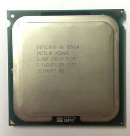 Intel Xeon X5460 quad core gaming cpu