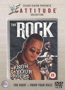 WWE The Rock DVD