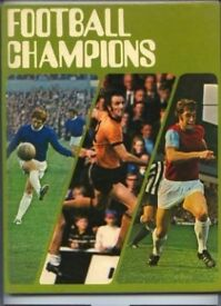 Purnell Football Champions Annual 1970/71