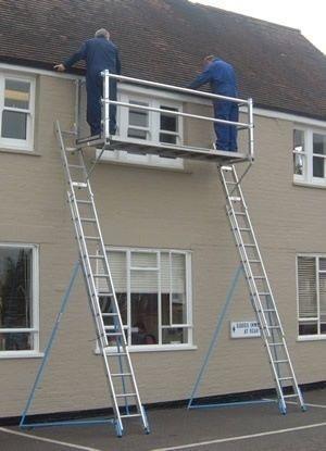 Ladder Staging Ebay