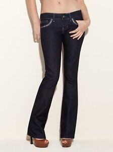 ALL 8 PAIRS OF DESIGNER JEANS FOR ONLY $100 - Size 24