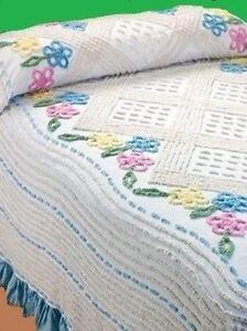 white chenille bedspreads - Chenille Bedspreads