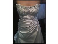 New Wedding Dress size 10/12