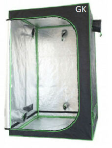 Hydroponic Indoor Grow Tent Kit Box Growing Hut- 3x3 - 6x6 - 8x8