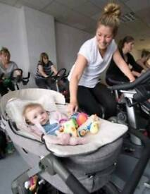 Baby Spin Classes in kings heath