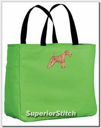 LAKELAND TERRIER essential tote bag ANY COLOR