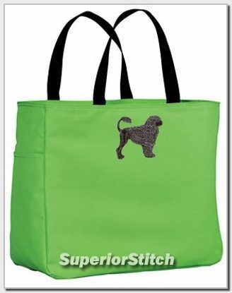 PORTUGUESE WATER DOG essential tote bag ANY COLOR