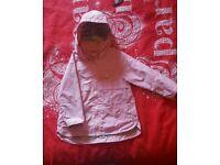 Girls Pink Next Jacket