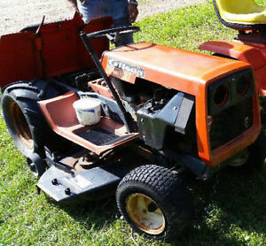 Hot Rod Lawn Mower Go CART, LAWN TRACTOR PULLER PROJECT!