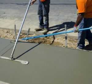 Looking for Concrete Finisher