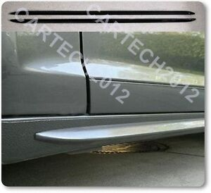 Audi A6 C6 Line Side Skirts Saloon, Estate, tuning, spoiler