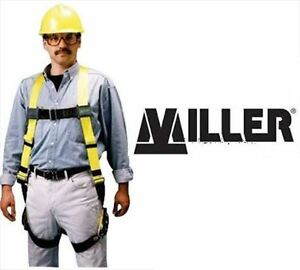 MILLER FALL PROTECTION HARDNESS - XL SIZE,  New,never worn