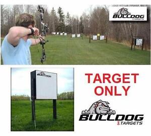 "NEW BULLDOG ARCHERY TARGET 36""x36""x12"" - RangeDog - PLUS SERIES - HUNTING SPORT   82676423"