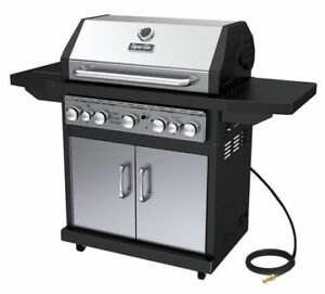 Natural Gas or  Propane  BBQ -Dyna Glow 7 burner