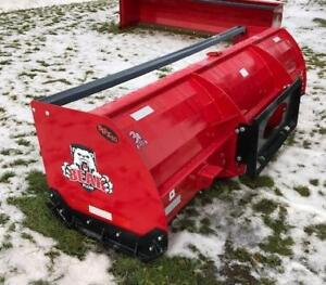 Clear out Sale on 8ft & 10ft Skidsteer Bear Snow Snow Pushers