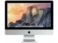 Apple imac Late-2009, 21.5 inch,2 duo/4GB/500GB HDD/High Sierra, ONE LEFT REDUCED TO CLEAR