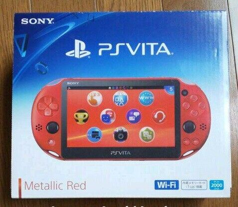Brand+New+Sony+PlayStation+PS+Vita+PCH-2000+ZA26+Game