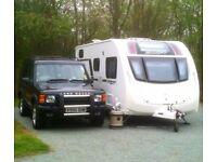 Swift Challanger Sport SR 585 Caravan