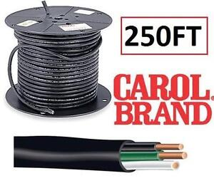 NEW CAROL 14/3 SJOOW WIRE SPOOL - 112586643 - Home Wire, Cables, Cords Portable Cords  Cables SJ Type SJOOW Type