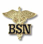 BSN Pin