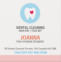 Affordable Dental Cleaning plus teeth whitening