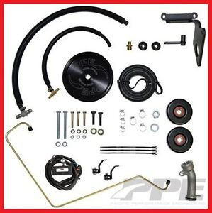 Chevy-GMC-Duramax-Diesel-Truck-Twin-Dual-CP3-Kit-NO-Pump-2004-5-2005-LLY-6-6L