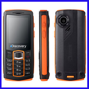 Huawei tradesman Discovery Expedition D51-5 Super Tough 3G Next G Unlocked Phone