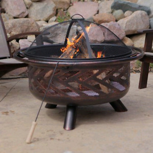 Looking for round fire pit
