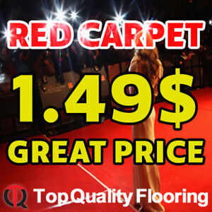 RED CARPET | RED CARPET | GREAT PRICE $1.49