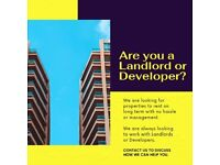 Are you a landlord or developer? We can help you Rent your Property