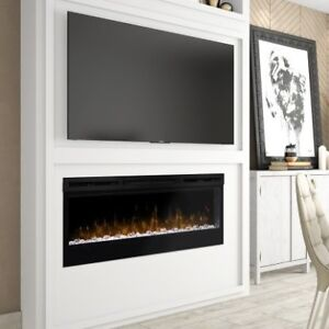 ELECTRIC FIREPLACE - DIMPLEX