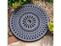 LATTICE 60 CM ANTIQUE BRONZE Selling at £60 These are out of stock and £129 to buy