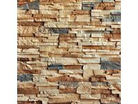 Awesome stone tiles 45£ only (price incuding materials and labour )