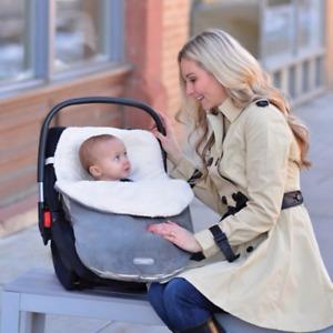 JJ Cole Original Infant Carseat Bundleme - 2 for sale